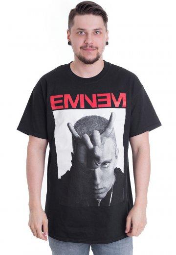 Eminem - Horns - T-Shirt - Official Rap Merchandise Shop - Impericon.com UK 233f01c1958