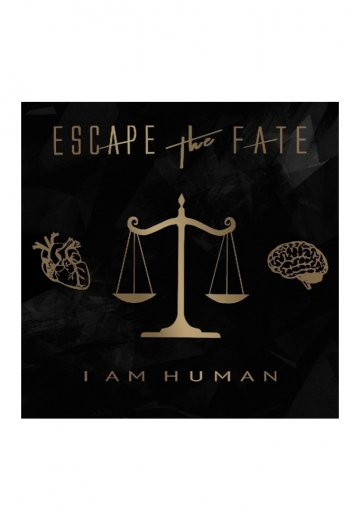 Escape The Fate - I Am Human - CD