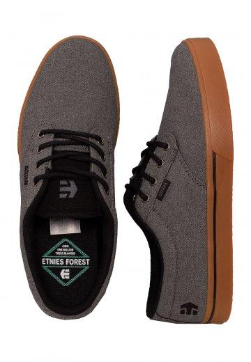c9dc503a0eecbb Etnies - Jameson 2 Eco Grey/Black/Orange - Chaussures - Impericon.com FR