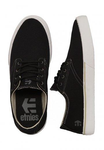 Etnies - Jameson Vulc LS Black/White/Grey - Shoes