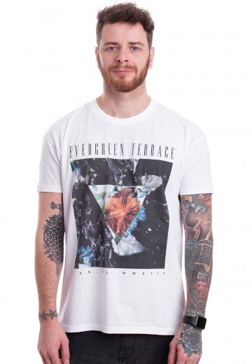 Evergreen Terrace - Gaze White - T-Shirt
