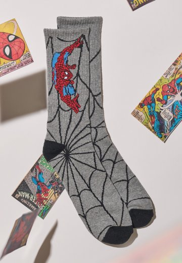 Vans x Marvel Vans x Marvel Heather Grey Socks