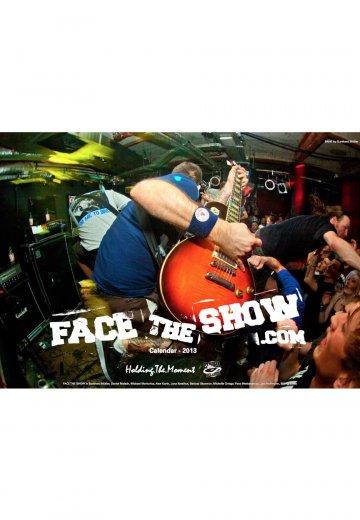 Face The Show - 2013 - Calendar