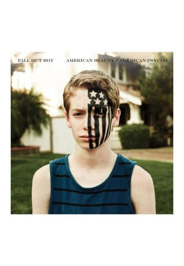 Fall Out Boy - American Beauty / American Psycho - CD