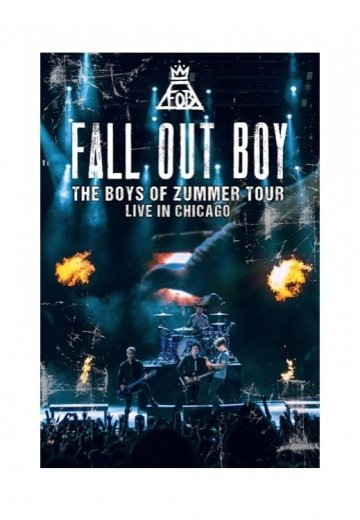 Fall Out Boy - Boys Of Zummer: Live In Chicago - Blu Ray