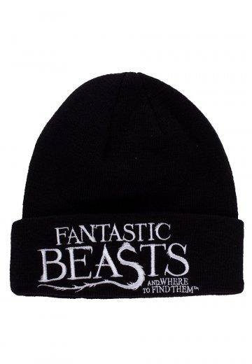 Fantastic Beasts - Logo - Beanie