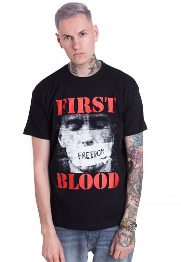 First Blood - Freedom - T-Shirt