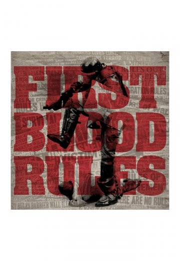 First Blood - Rules - CD