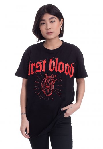 First Blood - We All Bleed - T-Shirt