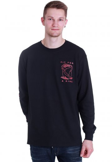 Fit For A King - Dead Memory - Longsleeve