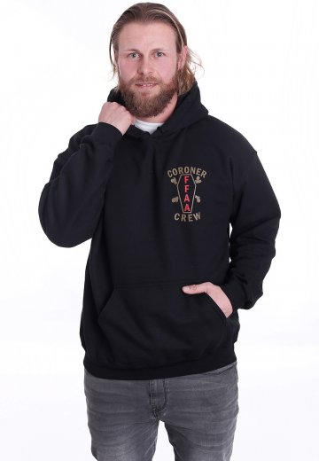 Fit For An Autopsy - Coroner - Hoodie