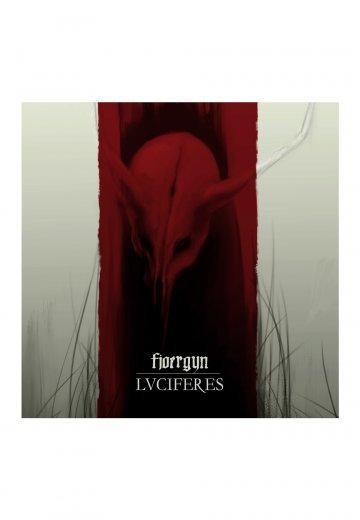 Fjoergyn - Lucifer Es - CD