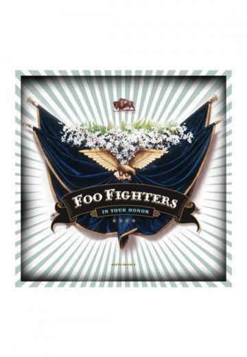 Foo Fighters - In Your Honor - 2 CD