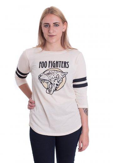 Foo Fighters - Cat Roar Natural Football - Girly