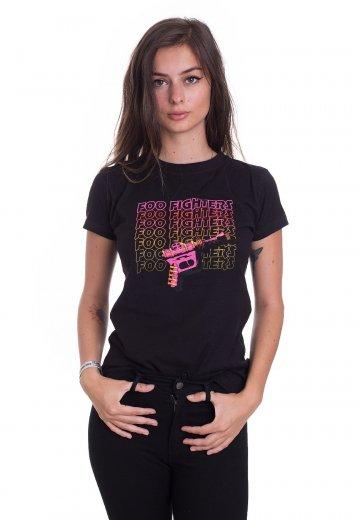Foo Fighters - Pink Gun - Girly