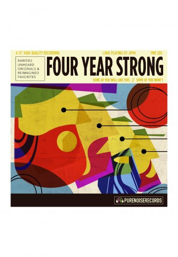 Four Year Strong - Some Of You Will Like This, Some Of You Won't - 2 CD