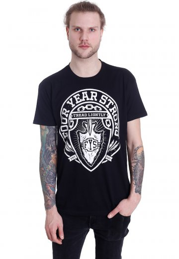 Four Year Strong - Thread Lightly - T-Shirt