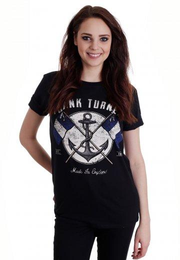 Frank Turner - Ship Anchors - T-Shirt