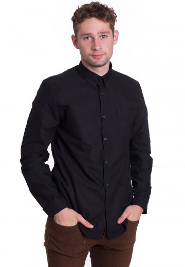 Fred Perry - Classic Oxford Black - Shirt