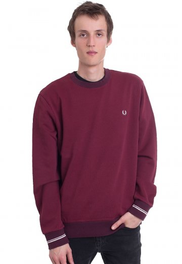 Fred Perry - Crew Neck Port - Sweater