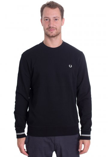 Fred Perry - Crew Neck - Sweater