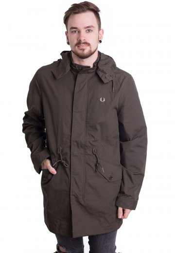 Fred Perry - Fishtail Parka Wren - Jacket