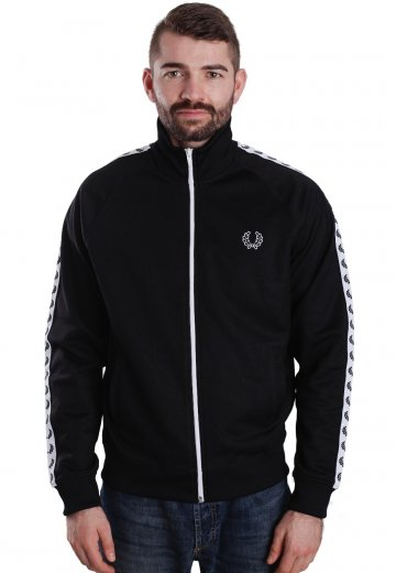 Fred Perry - Laurel Wreath Taped - Track Jacket