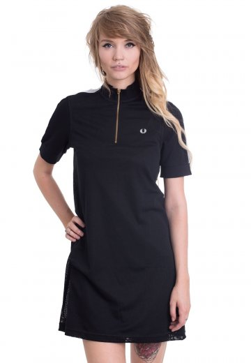 Fred Perry - Mesh Overlay - Dress