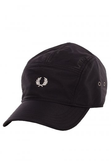 Fred Perry - Nylon Black - Cap