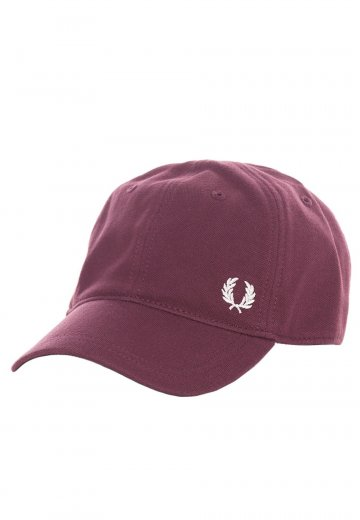 Fred Perry - Pique Classic Port - Cap