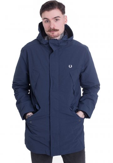Fred Perry - Portwood Medieval Blue - Jacket