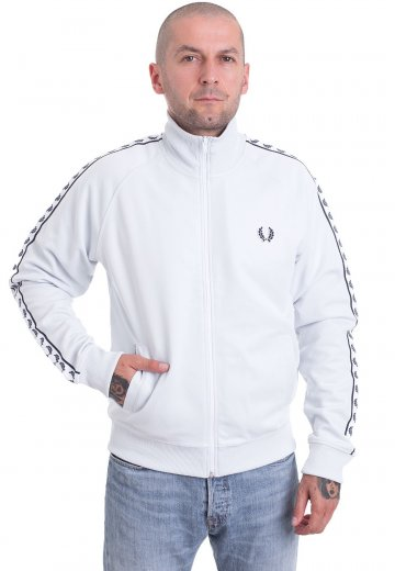 Fred Perry - Taped Blue Hint - Track Jacket