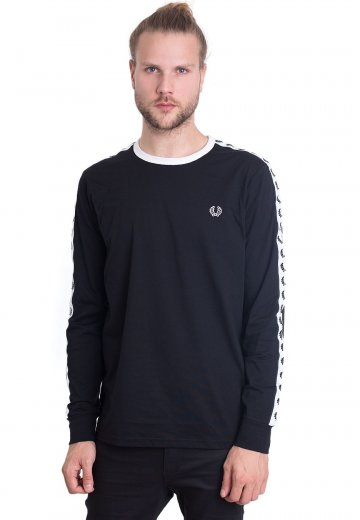 Fred Perry - Taped Ringer - Longsleeve