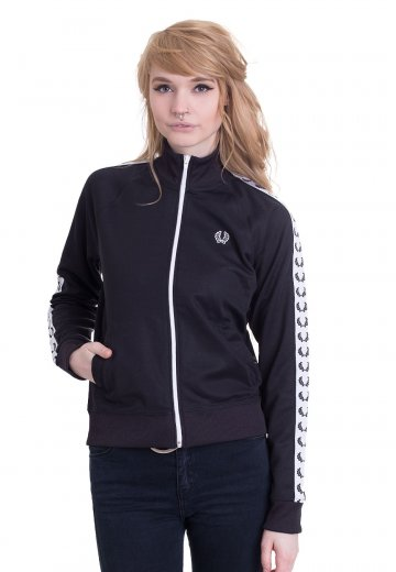 Fred Perry - Taped Navy - Track Jacket
