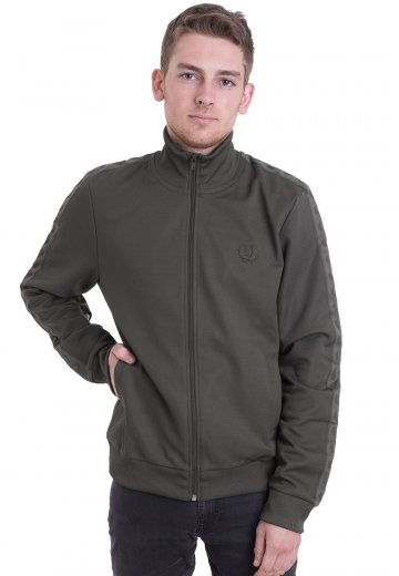 Fred Perry - Tonal Taped Iris Leaf - Track Jacket