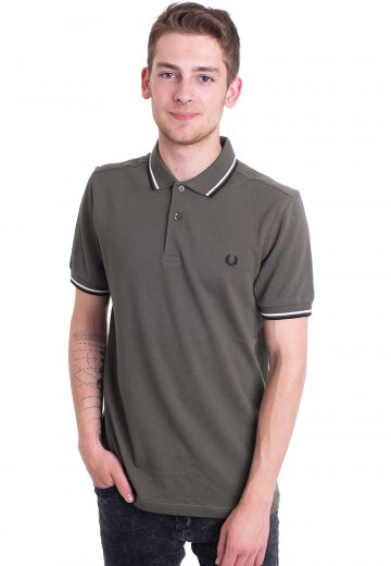 Fred Perry - Twin Tipped Iris Leaf - Polo