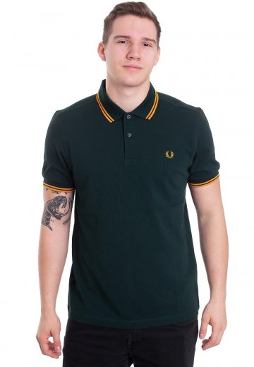 Fred Perry - Twin Tipped Evergreen - Polo