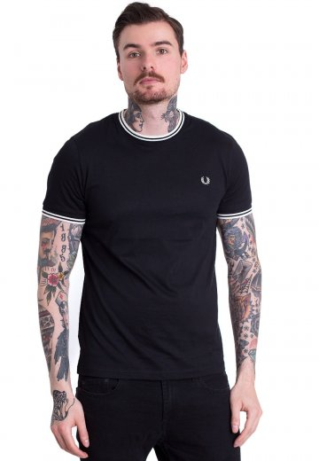 Fred Perry - Twin Tipped - T-Shirt