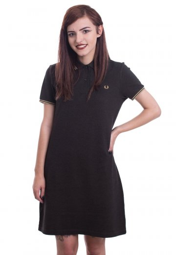 Fred Perry - Twin Tipped Thorn Oxford - Dress