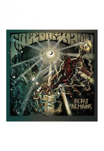 Freedom Hawk - Beast Remains - CD