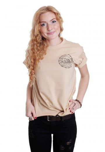 8ca0ae5ec24a9f Fuchsteufelswild - Wire Sand - T-Shirt - Streetwear Shop - Impericon.com AU