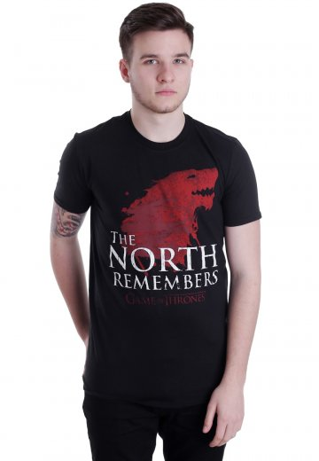 Game Of Thrones - The North Remembers - T-Shirt