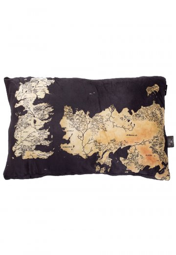 Game Of Thrones - Westeros Map - Pillow Game O Thrones Map on sons of anarchy, fire and blood, gendry map, the kingsroad, themes in a song of ice and fire, a game of thrones collectible card game, clash of kings map, justified map, dallas map, a storm of swords map, valyria map, the prince of winterfell, world map, downton abbey map, star trek map, jericho map, a storm of swords, lord snow, camelot map, guild wars 2 map, spooksville map, winter is coming, walking dead map, a clash of kings, narnia map, a game of thrones, jersey shore map, winterfell map, bloodline map, a game of thrones: genesis, works based on a song of ice and fire, game of thrones - season 1, the pointy end, a golden crown, got map, game of thrones - season 2, tales of dunk and egg, qarth map,
