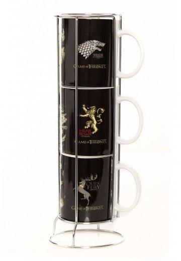 Game Of Thrones - Westeros Map Set - Mug