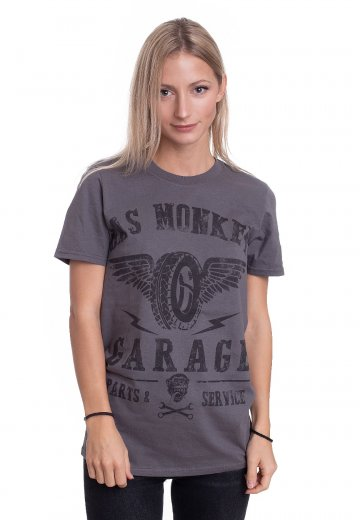 Tyres Parts Service GAS MONKEY GARAGE T-Shirt