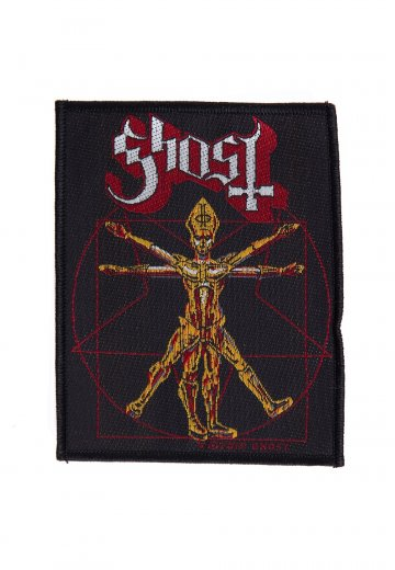 Ghost - The Vitruvian Ghost - Patch