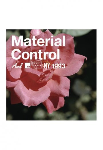 Glassjaw - Material Control (Special Edition) - CD