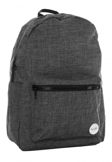 4ef305f6a9ee Globe - Dux Deluxe Charcoal - Backpack - Streetwear Shop - Impericon.com US