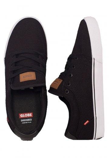 Globe - GS Black Hemp - Shoes