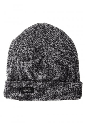 923b3fb8948 Globe - Halladay Grey Marle - Beanie - Streetwear Shop - Impericon.com  Worldwide